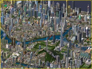 Reaching for the heavens in SimCity 4